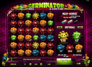 Germinatorgratis joc ca la aparate online