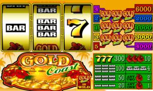 Joaca gratis pacanele Gold Coast online