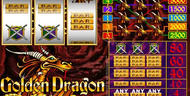 Jocuri PacaneleGolden DragonOnline Gratis