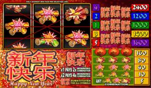 Jocul de cazino onlineHappy New Yeargratuit