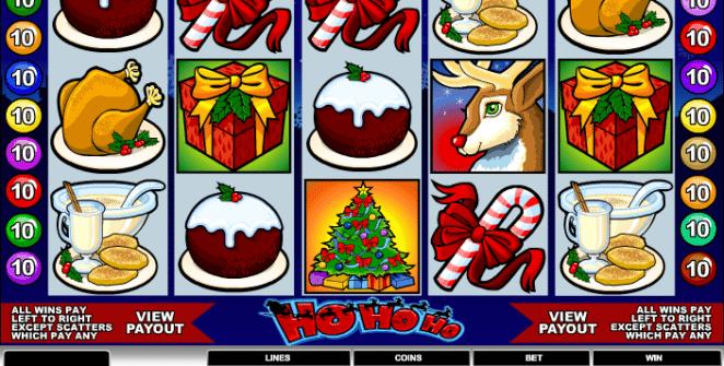 Jocul de cazino onlineHo Ho Hogratuit