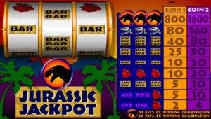Jurassic Jackpotgratis joc ca la aparate online
