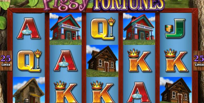 Jocul de cazino online Piggy Fortunes gratuit