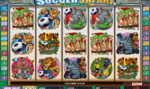Jocul de cazino onlineSoccer Safarigratuit