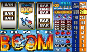Joaca gratis pacaneleSonic Boomonline