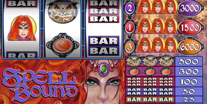 Spell Boundgratis joc ca la aparate online