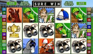 Sure Win gratis joc ca la aparate online