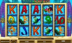 Jocuri PacaneleSurf SafariOnline Gratis