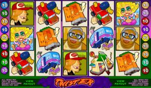 Jocul de cazino online Twister gratuit