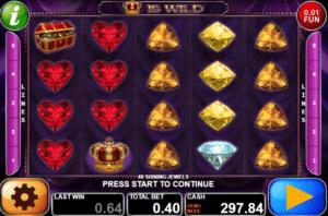 Jocuri Pacanele 40 Shining Jewels Online Gratis