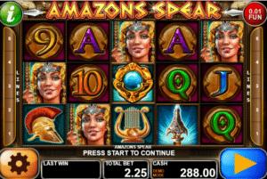 Amazons Spear gratis joc ca la aparate online