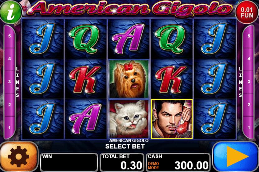 Spiele American Gigolo - Video Slots Online