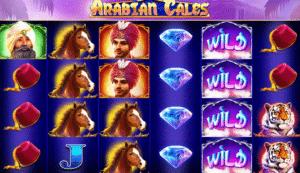 Jocul de cazino online Arabian Tales gratuit