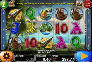 Caribbean Adventure gratis joc ca la aparate online