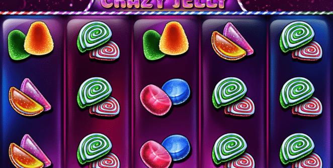 Joaca gratis pacanele Crazy Jelly online