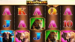 Jocul de cazino online Crocoman gratuit