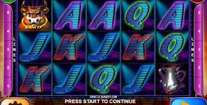 Jocul de cazino online Disco Babylon gratuit