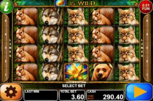 Jocul de cazino online Golden Acorn gratuit