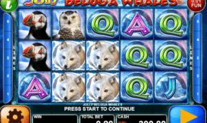 Jolly Beluga Whales gratis joc ca la aparate online