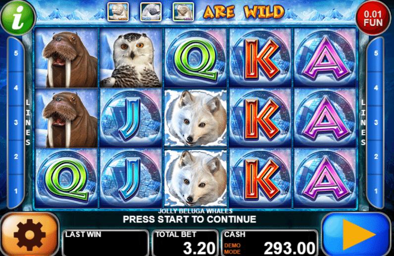 Spiele Jolly Beluga Whales - Video Slots Online