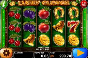 Joaca gratis pacanele Lucky Clover CT online