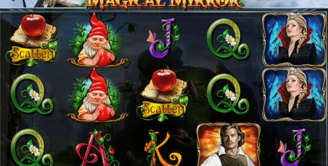 Joaca gratis pacanele Magical Mirror online