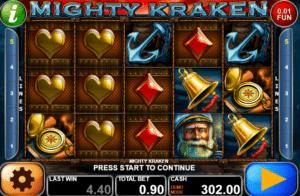Jocuri Pacanele Mighty Kraken Online Gratis