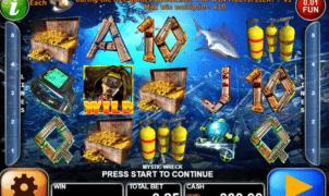 Mystic Wreck gratis joc ca la aparate online