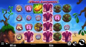 Jocul de cazino onlinePink Elephantsgratuit