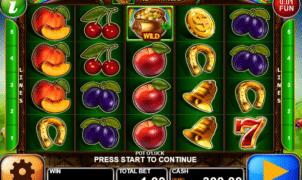 Joaca gratis pacanele Pot O Luck online