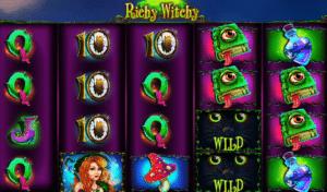 Richy Witchy gratis joc ca la aparate online