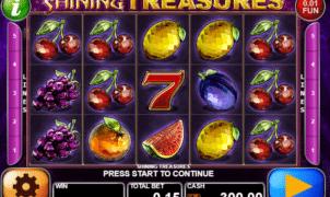 Joaca gratis pacanele Shining Treasure online