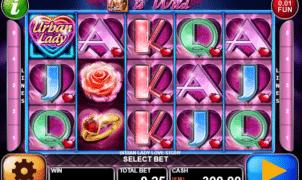 Jocul de cazino online Urban Lady Love Story gratuit