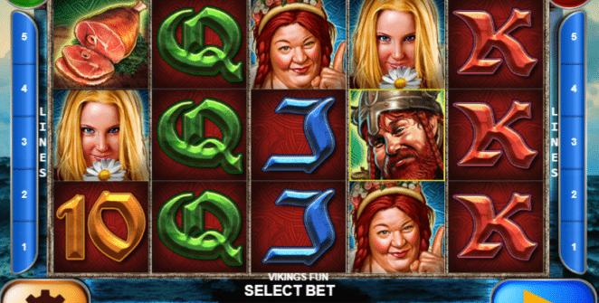 Jocul de cazino online Vikings Fun gratuit
