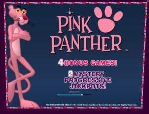 Jocul de cazino onlinePink Panthergratuit