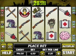 Jocul de cazino online 28 Spins Later gratuit