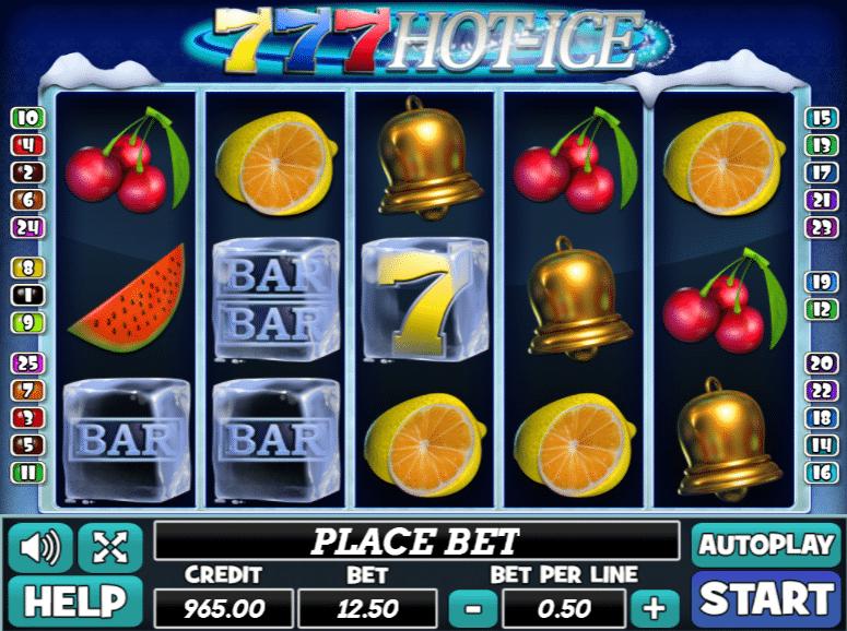 Spiele 777 Hot-Ice - Video Slots Online