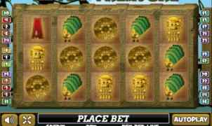 Joaca gratis pacanele Aztec Treasure Playpearls online