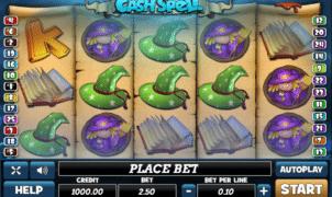 Jocuri Pacanele Cash Spell Online Gratis