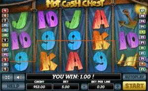 Jocul de cazino online Hot Cash Chest gratuit