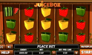 Joaca gratis pacanele Juice Box online