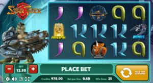 Jocul de cazino onlineStar Trexgratuit