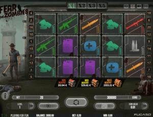 Jocul de cazino onlineFear The Zombiesgratuit