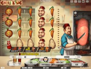 Jocul de cazino online Grill King gratuit