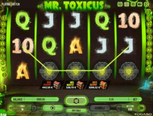 Mr Toxicusgratis joc ca la aparate online