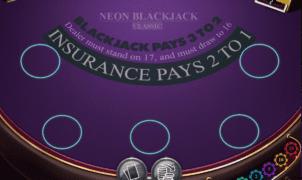 Jocul de cazino online Neon Blackjack Classic gratuit