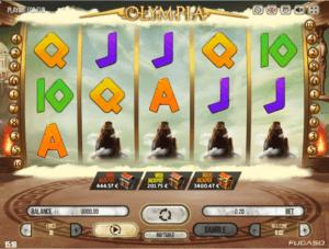 Olympia gratis joc ca la aparate online