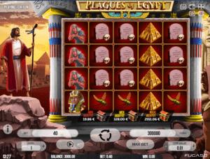Jocuri Pacanele Plagues of Egypt Online Gratis