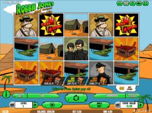 Joaca gratis pacaneleRobbie Jonesonline