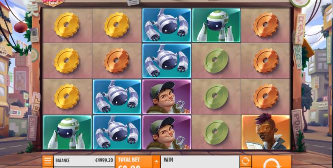 Bigbot Crew gratis joc ca la aparate online
